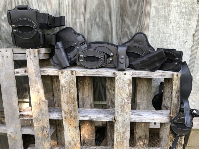 Urban Carry launches all new Revo modular holster setup