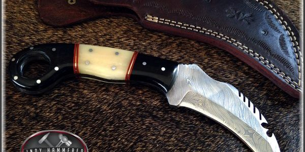 A Hand Crafted Knife For Christmas