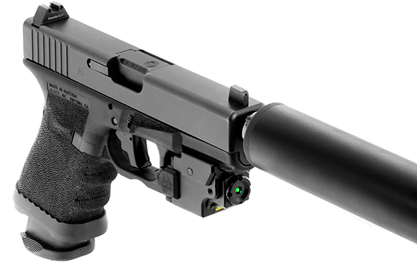 UTG announces Compact Ambidextrous Green Laser