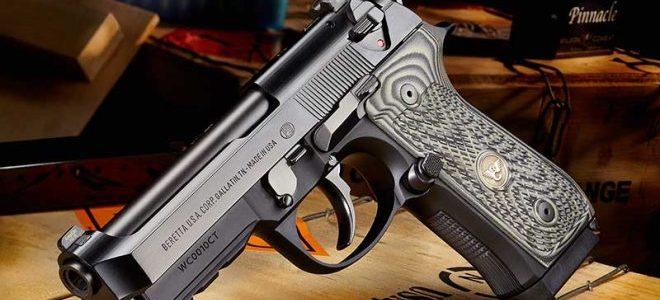 Wilson Combat's New Beretta 92G Centurion Tactical